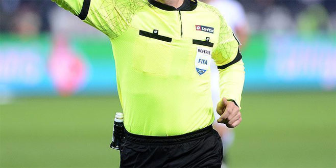 Bursaspor - Kayserispor maçının hakemi belli oldu