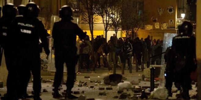 Madrid karıştı