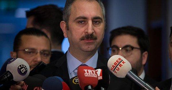 Adalet Bakanı'ndan Çiftlik Bank açıklaması