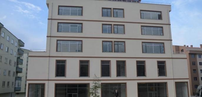 Hükümet Konağı  yeni binaya taşınacak