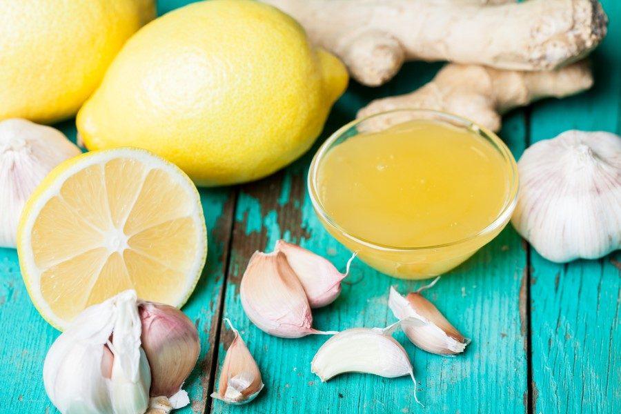 Limon suyu ve sarımsağın kanıtlanmış faydası...