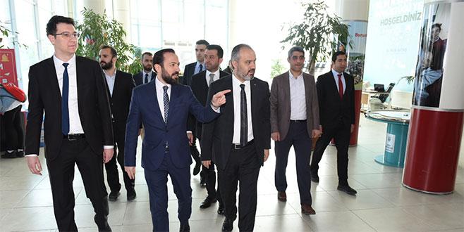 Bursa 'THY 7. Science Expo 2018'e hazır