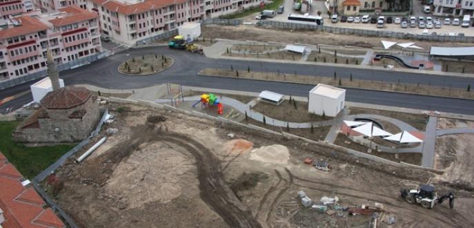 Bursa yeni yer altı otoparkına kavuşuyor