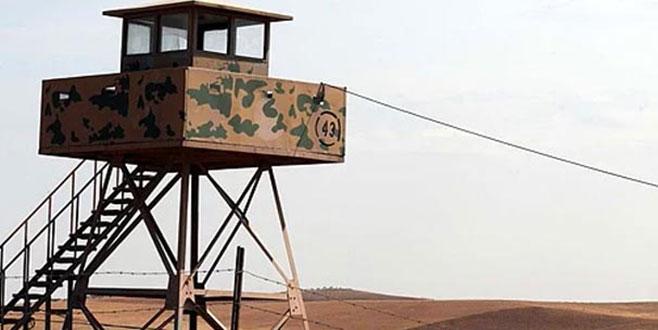 Sınırda nöbet kulesine saldırı: 18 terörist etkisiz hale getirildi