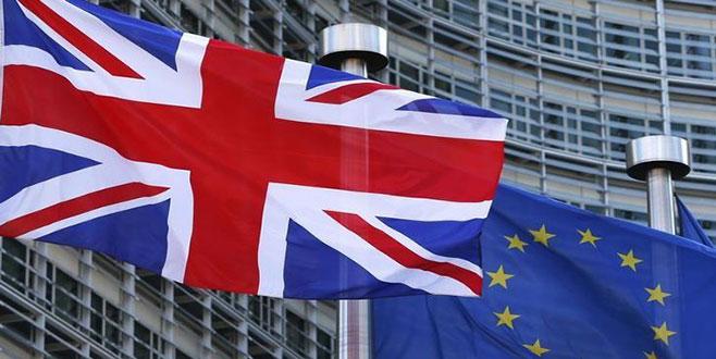 AB ile İngiltere'den 'Brexit' anlaşması