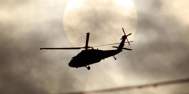 Helikoptere yerli koruma