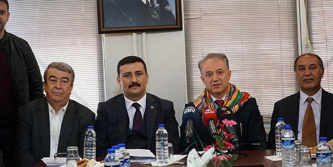 Bursalılara Nevruz daveti