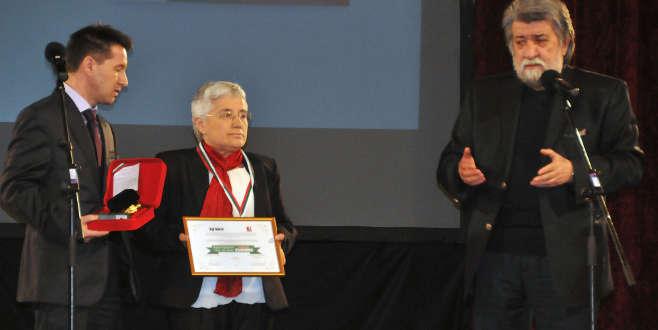 Bulgaristan'da Türk mimara ödül