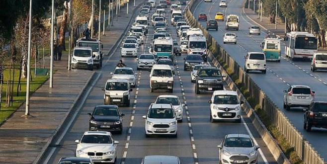 46 milyon araç sorgusu