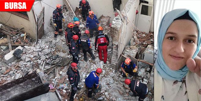 Doğalgaz patlamasında ölen kızın babası konuştu