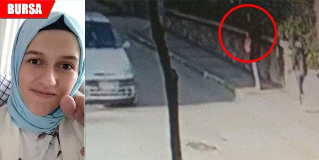 Patlamada ölen genç kızın son görüntüleri ortaya çıktı