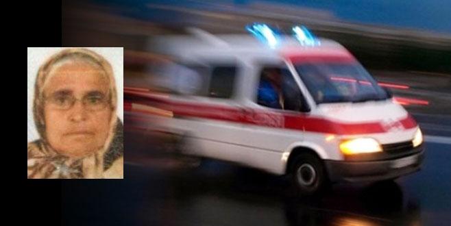 Şehit annesi kaza kurbanı: Motosikletli çarpıp kaçtı...