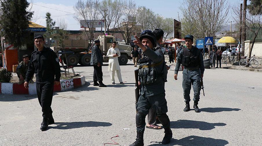 Kabil'de düzenlenen saldırıda 29 kişi hayatını kaybetti