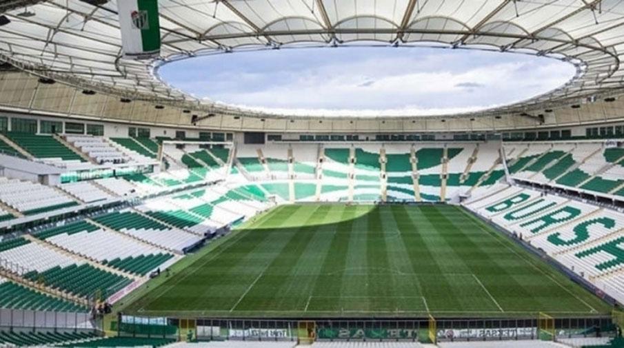 Stadyumda ışıklar sönecek!