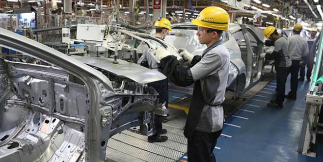 Küresel ticareti 'otomobil' gazlıyor