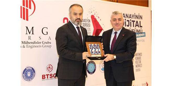 Üreten şehir Bursa'da rekabet gücü artıyor