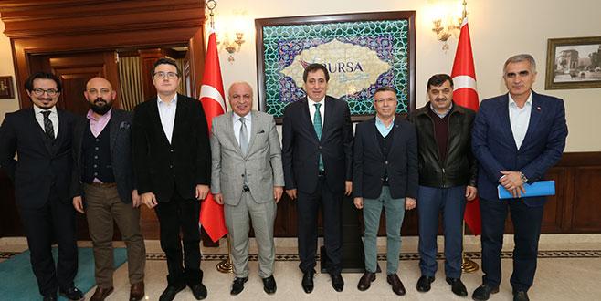 Bursa İhtisas Deri OSB'ye ilgi büyük