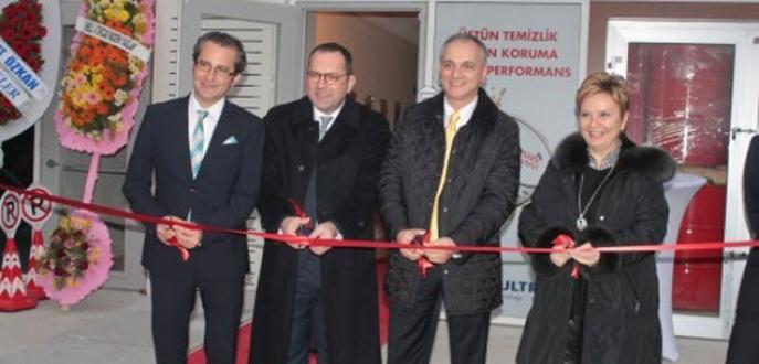 Shell distribütörü OMF, Bursa'da