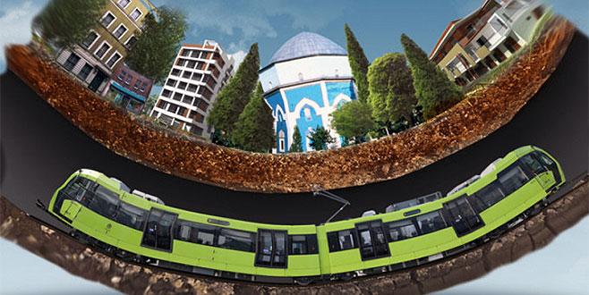Yıldırım metrosuna parayı Bursa bulacak