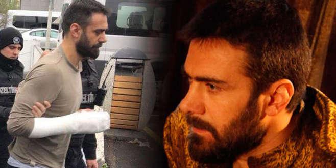 Ünlü oyuncu uyuşturucu baskınında gözaltına alındı