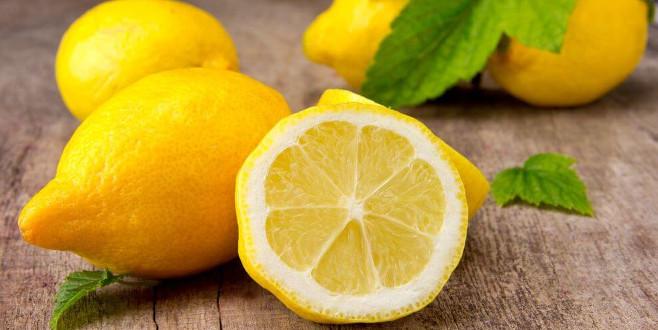 Böbrek taşının ilacı limon