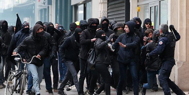 Paris'te dev gerginliği