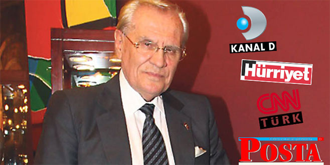 Medya devinin yeni patronu Bursalı