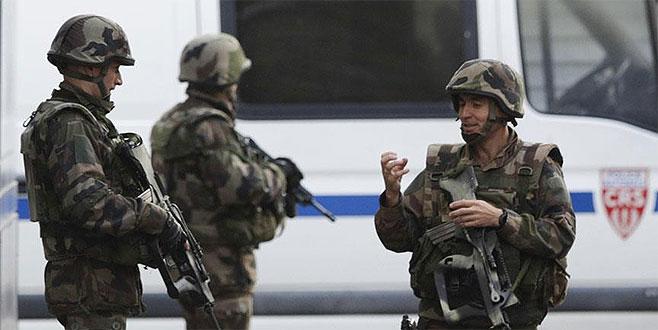 Fransa'da rehine krizi: Saldırgan öldürüldü