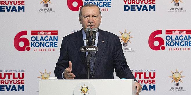'Afrin'de iş bitmeyecek, devamı var'