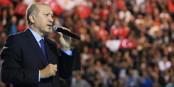 'Kimse Türkiye'ye Suriye'de istila hareketi yapıyor diyemez'