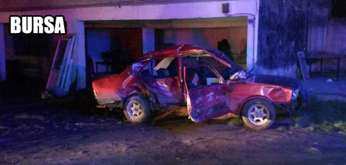 4 ayrı kaza: 1 ölü, 7 yaralı