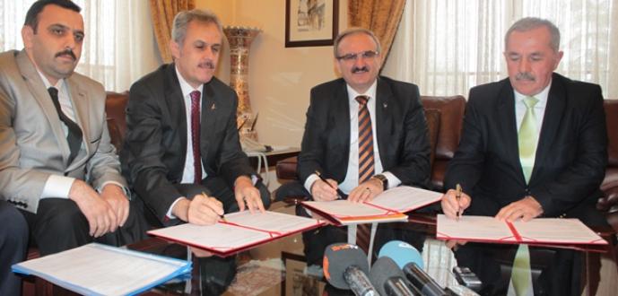 Türkiye'de bir ilk...Okulu yapacak, devlete kiralayacak