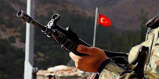 Acı haber! Irak sınırında çatışma: 4 asker şehit