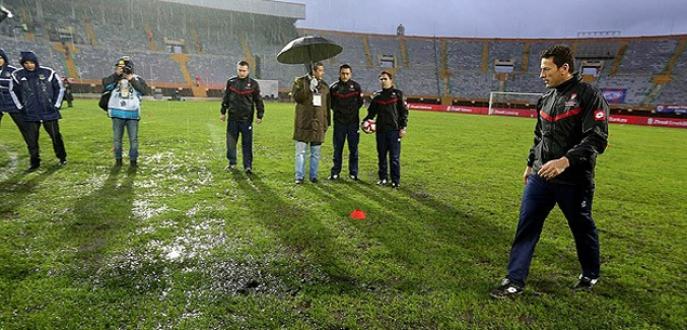Fenerbahçe maçı ertelendi