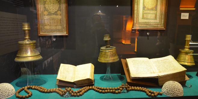 Tespihin ruhu Bursa Vakıf Kültürü Müzesi'nde