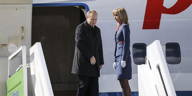 Putin, Türkiye'de