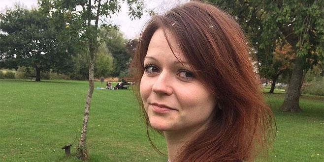 Çifte ajan Skripal'in kızı taburcu edildi