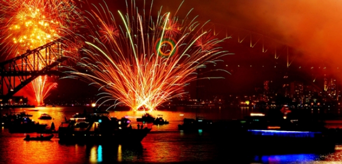 Yeni yıl kutlamalarında izdiham: 35 ölü