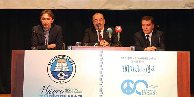 Mudanya'daki zeytinliklerin imara açılması tartışması...
