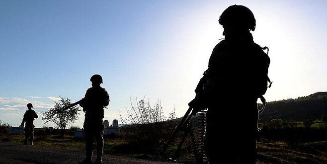 Diyarbakır'da çatışma:1 asker yaralı