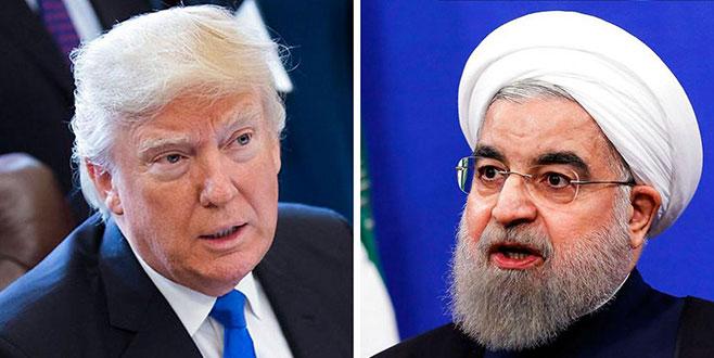 Trump Ruhani ile görüşmek istiyor
