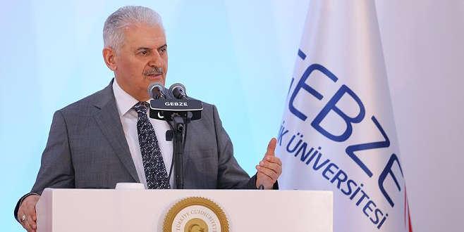 'Türkiye geleceğe emin adımlarla yürüyor'