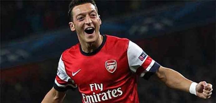 Mesut Özil gün sayıyor