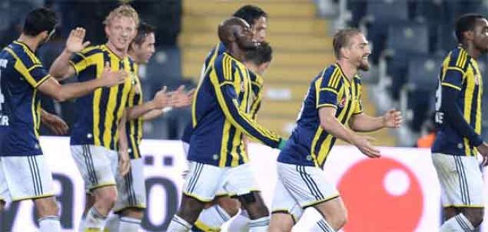 Fenerbahçe, Kadıköy'de kaybetmiyor