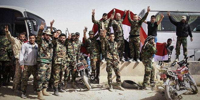 Suriye Ordusu Duma'yı ele geçirdi
