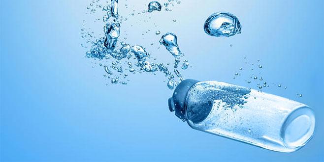 Türkiye'de ilk! Bursa suyu şampuan oldu...