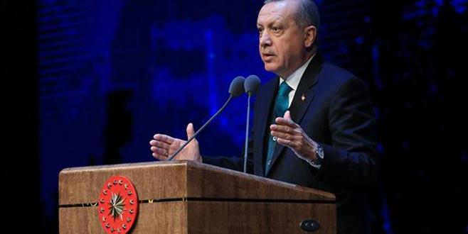 Erdoğan'dan dünyadaki ekonomik dengeleri değiştirecek öneri