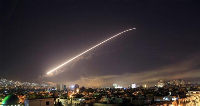 Rusya'dan ABD'ye rest: Suriye'yi bir daha vururlarsa...
