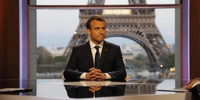 Macron'un Türkiye çıkışına bir yanıt da Rusya'dan geldi