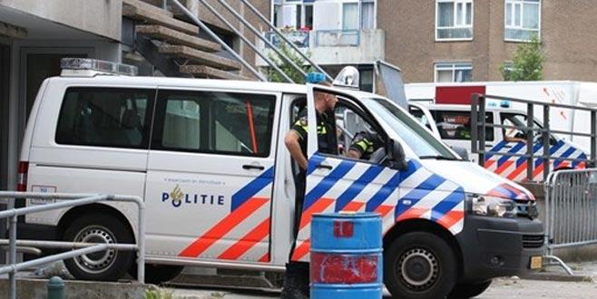Türk konsolosluğuna saldırı planlayan 4 kişi gözaltında